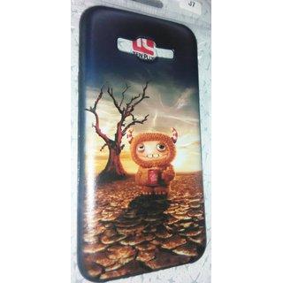 Samsung galaxy J7 Back cover Silicone case pouch Designer