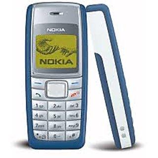 Nokia 1110 mobile housing body - blue