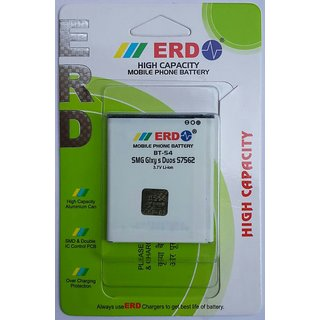 ERD BATTERY FOR SAMSUNG GALAXY S DUOS 7562 & 7582 (COMPANY PACKED)