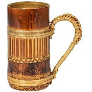 Bamboo Handmade Beer Mug Bamboo Crafts