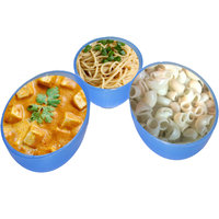 3 Pcs. Microwavable Bowls Set
