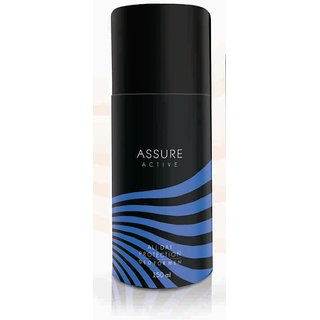 Assure Active MEN DEO (WHOLE DAY BODY SPRAY)