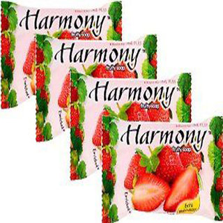 Harmony soap pack of 4 (75 gm each)