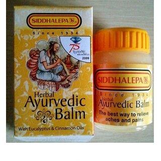 Siddhalepa Herbal Ayurvedic Balm 50G