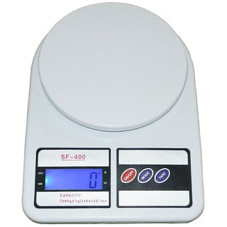 Electronic Digital Kitchen Weighing Scale 10kg/1Kg