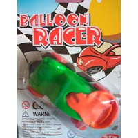 Balloon Powered Racing Car Pack of 1