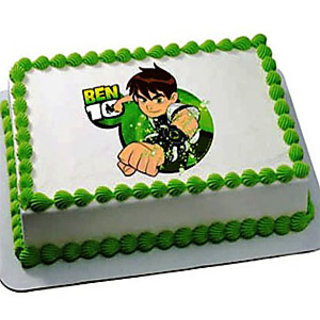 Cartoon Cake At Best Prices Shopclues Online Shopping Store