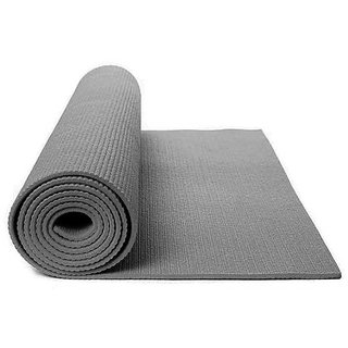High Quality Yoga Mat - Grey 4mm