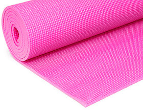 High Quality Yoga Mat - Pink 6mm