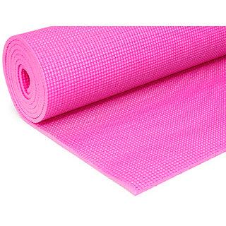 High Quality Yoga Mat - Pink 6mm