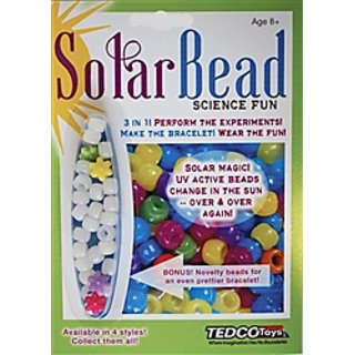 Solar Bead Science Fun Kit by Tedco Toys