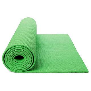 High Quality Yoga Mat - Green 4mm