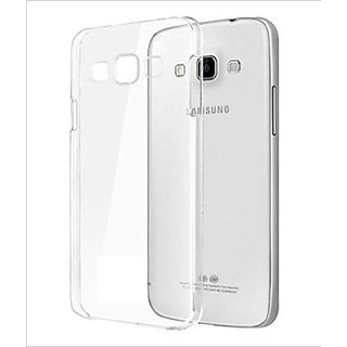 ASCENSION FOR samsung galaxy GRAND 2 G7106 silicon jelly gel Back Case Cover - Transparent Electronics
