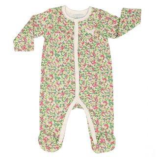 KODI Baby Green Organic Cotton Romber