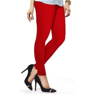 Womens Leggings (Legging RedFree SizeRed)