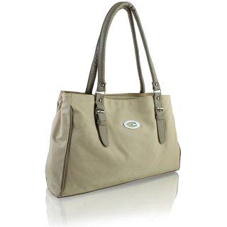 Clementine Grey PU Handbag sskclem47