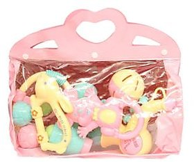 Baby Rattles In A Bag (6 Pieces) Rattle