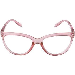 Blue-Tuff Women UV Protected Cat-Eye Type2 Sunglass PINK