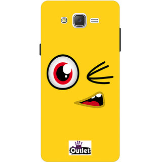 HI5OUTLET Premium Quality Printed Back Case Cover For Samsung Galaxy J5 Design 101