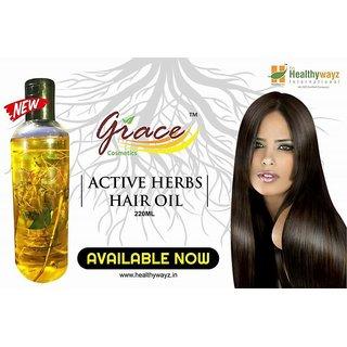 Active Herbal Hair Oil