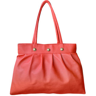 Diva N Style Red Fashionable And Stylish Hand Bag