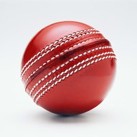 Cricket Leather Ball - Pack of 1