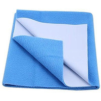Bed Protector Waterproof Baby Mat Washable Bed Mattres BREATHABLE Underlay 70x50 WONDER DRY Mat Sheet Size S 70 x 50 CM