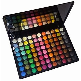 Miss Rose 3D Professional Makeup 88 Shades Pearl Eye Shadow 53 g