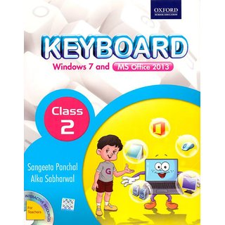 Keyboard Windows 7 and MS Office 2013 Class - 2
