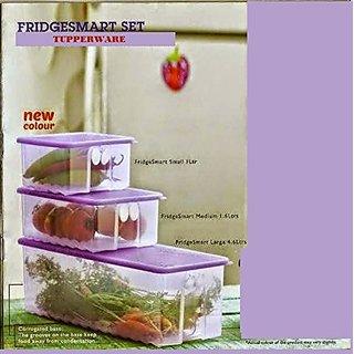 Tupperware FridgeSmart Set