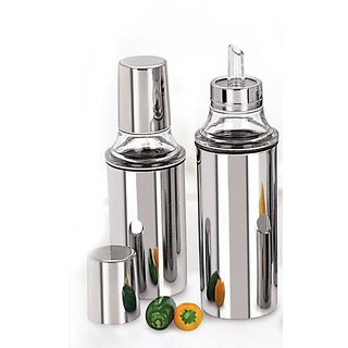 Stainless Steel Oil Dispenser / Pourer 500Ml