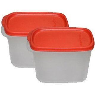 Tupperware MM Oval #2 Set of 2