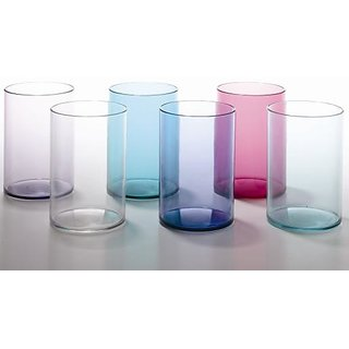 Signoraware Crystal Clear Glass (Set of 6 Pcs)