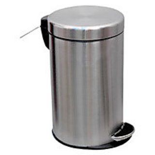 Stainless Steel Dustbin With Bucket