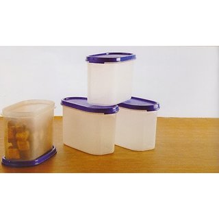 Tupperware MM Oval #2 Set of 3
