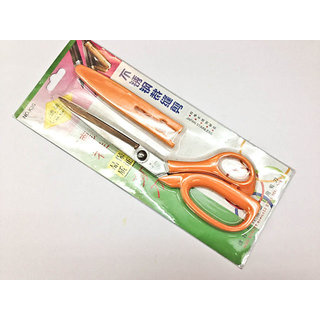 Multi Utility Stainless Steel Scissors Kitchen Stationary Tailoring Home Needs