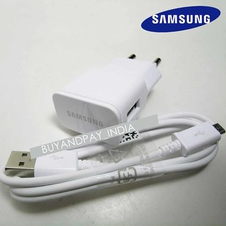 SAMSUNG WHITE CHARGER FOR SAMSUNG Galaxy Note N700 NOTE 2 S2 S3 S7562 Travel