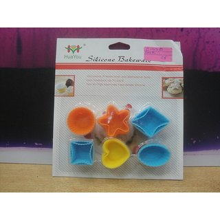 Silicone Choclate Moulds