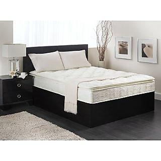 Dreamzee Bonnell Spring 6 Pillow Top Mattress-(75X48X6)