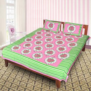 Jaipuri 100 Cotton Bedsheet(JPR14)