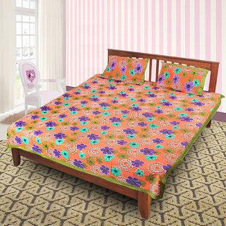 Jaipuri 100 Cotton Bedsheet(JPR29)