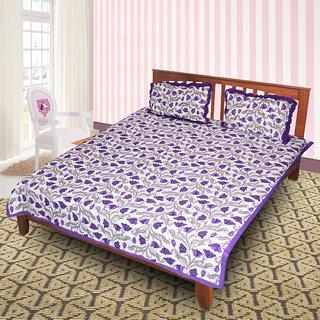 Jaipuri 100 Cotton Bedsheet(JPR46)