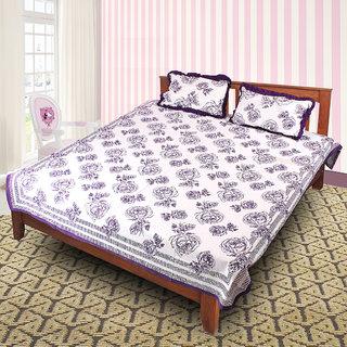 Jaipuri 100 Cotton Bedsheet(JPR47)