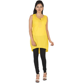 Parinita Yellow TUNIC