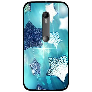 Snooky Designer Print Hard Back Case Cover For Motorola Moto G (3rd gen)