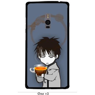 Snooky Designer Print Hard Back Case Cover For OnePlus 2