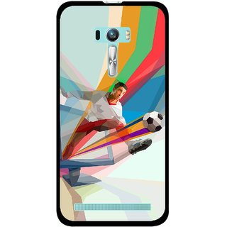 Snooky Designer Print Hard Back Case Cover For Asus ZenFone Selfie
