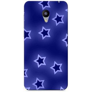 Snooky Digital Print Hard Back Case Cover For Meizu m2