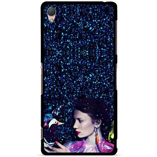 Snooky Designer Print Hard Back Case Cover For Sony Xperia Z3