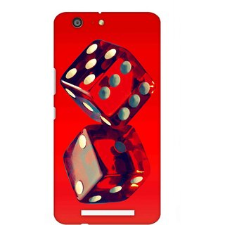 Snooky Digital Print Hard Back Case Cover For Gionee Marathon M5